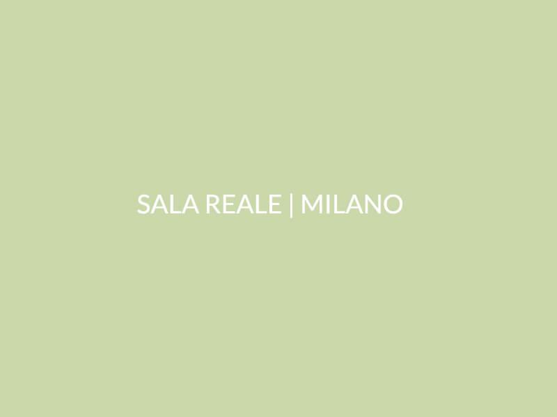 Sala Reale Mailand